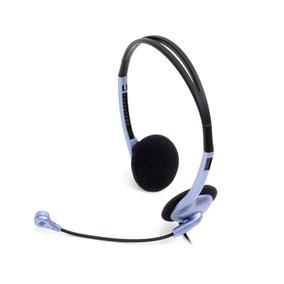Audifono Con Microfono Genius Hs-02b