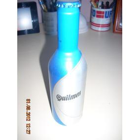 Botellita Quilmes - Edición Limitada De Aluminio