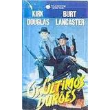 Vhs - Os Últimos Durões - Kirk Douglas