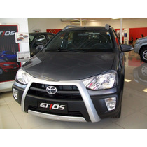 Toyota Etios Cross A/t Plan De Ahorro Toyota