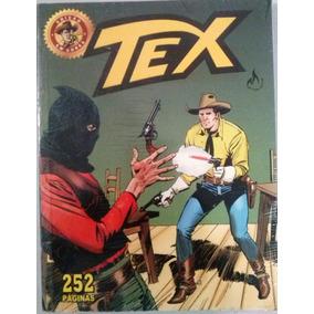 Tex Nº 11 - A Conspiração Mexicana. Tem 252 Pg Coloridas