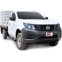 Estribo Nissan Np300 2016 Frontier Se Le Cabina Regul Recto