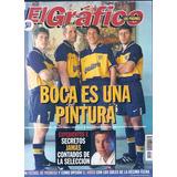 El Grafico 4123 Boca Enzo Gennoni Historias Negras Argentina