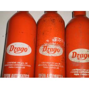Garrafa Drago Co2