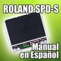 Roland Spd-s - Manual En Español