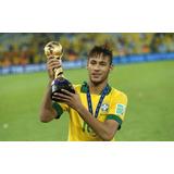 Camisa Seleção Brasileira Neymar Campeão Confederações 2013
