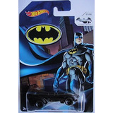 Hot Wheels 75 Años De Batman Exclusiva Y En Viv Envío Gratis