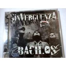 Cd Bacílos / Sin Verguenza 1991 Frete Gratis