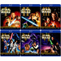 Star Wars Coleccion En Bluray