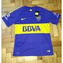 Camiseta Boca Juniors Titular 2016. Modelo Stadium!