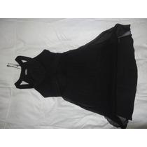 Vestido Ayres Negro