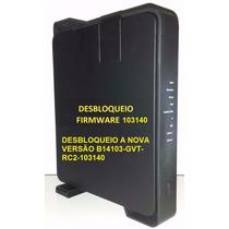 Desbloqueio Modem Gvt Pace V5471 Firmware V. 103140