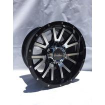 Rines 15 X 8 Aluminio 6/139 Chevro Tacoma Hilux L200 Ranger