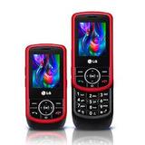 Celular Lg Kp260, Single Chip, Câmera, Bluetooth, Mp3, Rádio