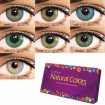 Lentes De Contato Coloridas Solótica Solflex Natural Colors