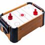 Mini Air Hockey Tejo Con Aire De Mesa