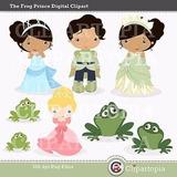 Kit Imprimible Princesa Y El Sapo Tiana Imagenes
