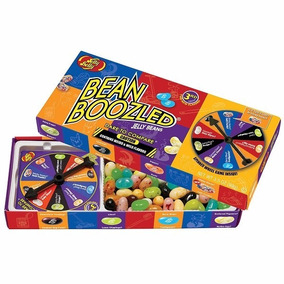 Bean Boozled Jelly Belly Con Ruleta Grageas