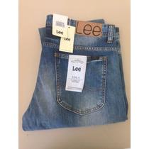 Calça Jeans Masculina Lee Chicago 101-s Tamanho Do 36 Ao 46