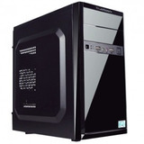 Gabinete Pc Computadora Truebasix Acteck 480w Ak-tb-05001