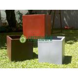 Maceta Cubo 35 X 35cm Color Plasticas