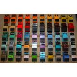 Planos 50 Pedales De Guitarra Circuito Electrónico Boss