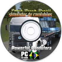 Mod Simulador De Caminhões V.20.1 C/ Mapa Brasileiro 18 Wos