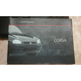 Manual Del Usuario De Chevrolet Corsa 1998