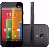 Smartphone Moto G1 Xt-1034 16gb 1chip Motorola+capa+película