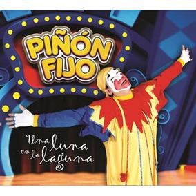 Cd Piñon Fijo Una Luna En La Laguna Nuevo Sellado Original