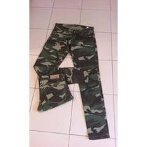 Jeans Camouflados Rapsodia