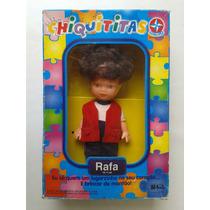 Brinquedo Antigo Estrela Chiquititas Boneco Rafa