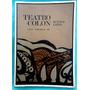 Teatro Colón Buenos Aires Temporada Lírica 1979