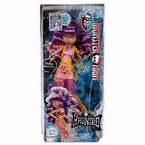 Monster High Clawdeen Wolf Assombrada - Mattel Cdc25
