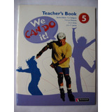 Libro De Inglés We Can Do It! Teacher