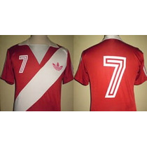 Números River Plate Década Del 80 - Titular Y Alternativo