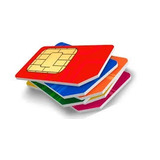 3 Chip A Tarjeta Sim Card Claro Personal Movistar Para Carga