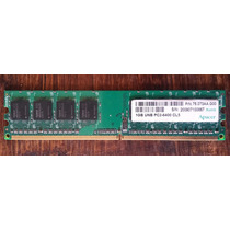 Oferta Memoria Ram 1gb Ddr2 Pc2-6400 Cl5 Para Pc