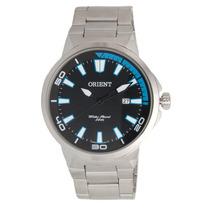 Relógio Orient Masculino Mbss1196a Pasx1 Ano De + Brinde
