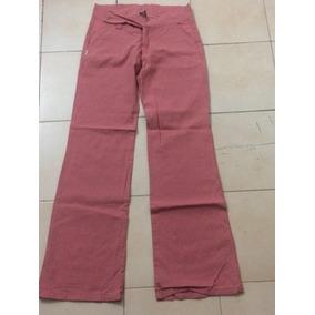 Pantalón De Vestir Any Time, Color Guayaba Talla S