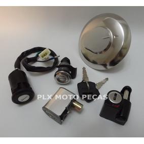 Kit Chave Igniçao Cg 125 Titan 2000 A 2001 Todas 5 Peças