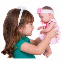 Boneca Bebe Baby Ninos Recem Nascido Cotiplas - Promoção!