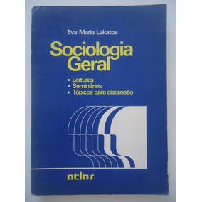 Sociologia Geral - Eva Maria Lakatos
