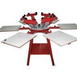 Calesita Textil O Pulpo Serigrafico 6x6 Industrial
