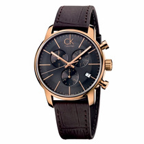 Reloj Calvin Klein City K2g276g3 Ghiberti