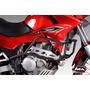 Honda 400 Nx Falcon Mod. Viejo Y Nuevo Defensa Alta Negra