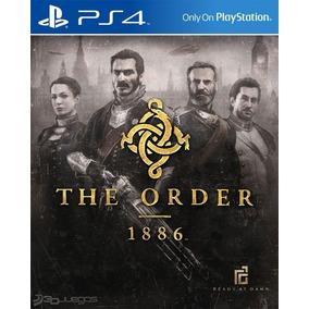 The Order 1886 Ps4 2secu Entrega Inmediata Gtia * Sher-pha *