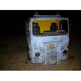 Camión Vintage. Tractocamion Custom Show Houston. Tx Juguete