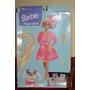 Barbie Bella Muñeca De Papel De Los 90 Original