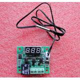 Termostato Controle Temperatura 12v Aquece Ou Resfria W1209
